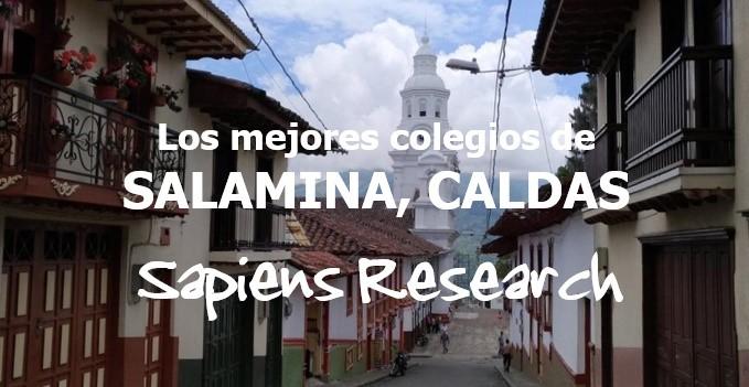 Los mejores colegios de Salamina, Caldas