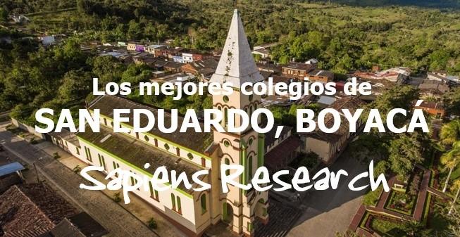 Los mejores colegios de San Eduardo, Boyacá