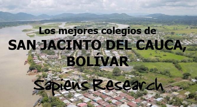 Los mejores colegios de San Jacinto del Cauca, Bolívar
