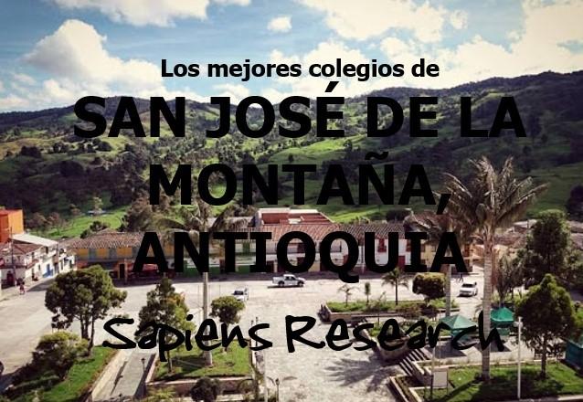 Los mejores colegios de San José de la Montaña, Antioquia