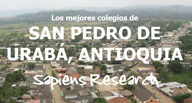 Los mejores colegios de San Pedro de Urabá, Antioquia