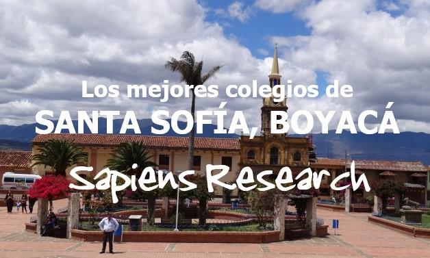 Los mejores colegios de Santa Sofía, Boyacá