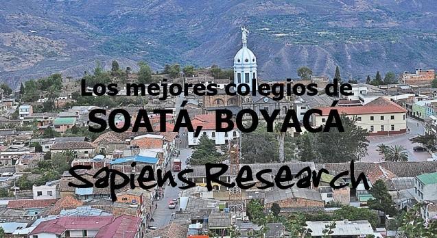 Los mejores colegios de Soatá, Boyacá