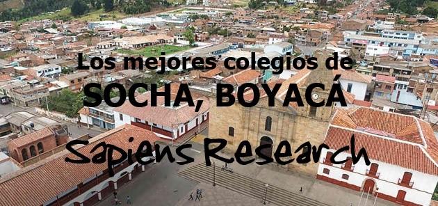 Los mejores colegios de Socha, Boyacá