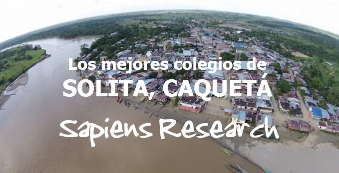 Los mejores colegios de Solita, Caquetá