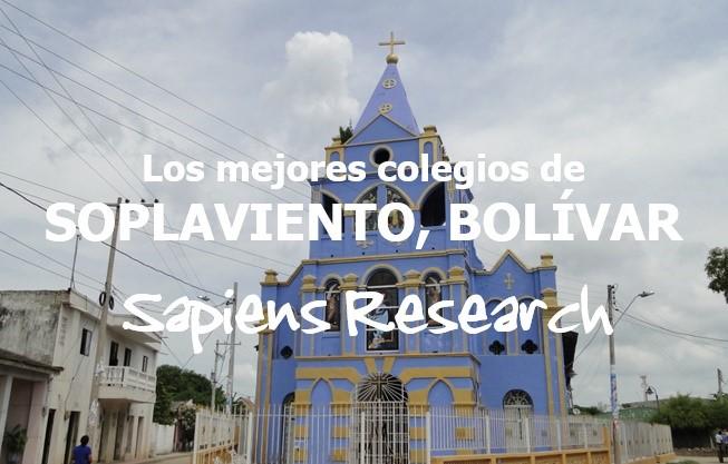 Los mejores colegios de Soplaviento, Bolívar