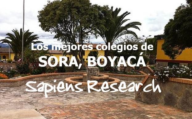 Los mejores colegios de Sora, Boyacá