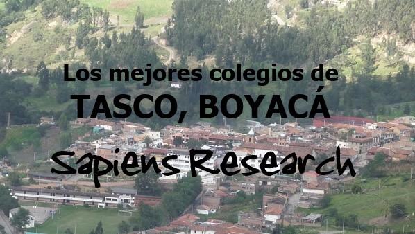 Los mejores colegios de Tasco, Boyacá