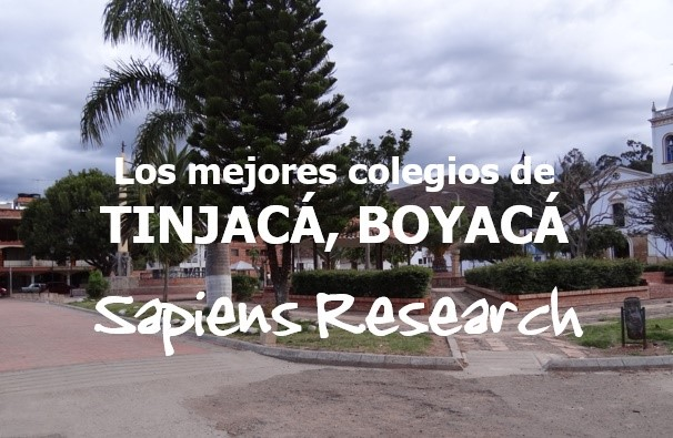 Los mejores colegios de Tinjacá, Boyacá