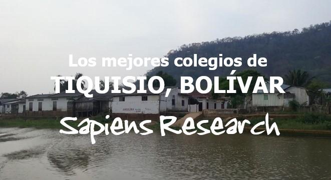Los mejores colegios de Tiquisio, Bolívar