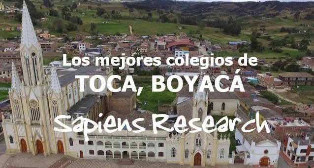 Los mejores colegios de Toca, Boyacá