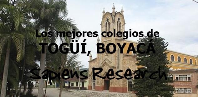Los mejores colegios de Togüí, Boyacá