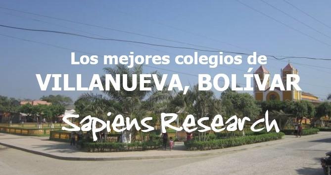 Los mejores colegios de Villanueva, Bolívar
