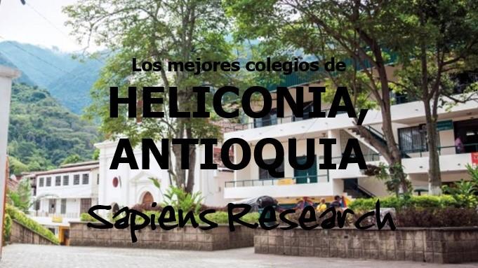 Los mejores colegios de Heliconia, Antioquia