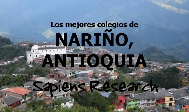 Los mejores colegios de Nariño, Antioquia