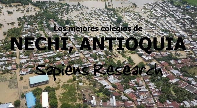 Los mejores colegios de Nechí, Antioquia