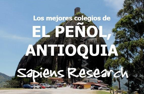 Los mejores colegios del Peñol, Antioquia
