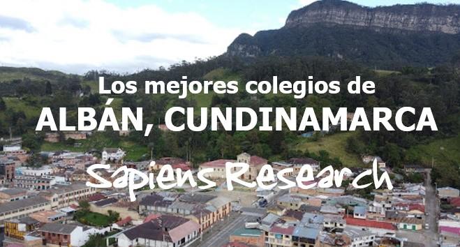 Los mejores colegios de Albán, Cundinamarca