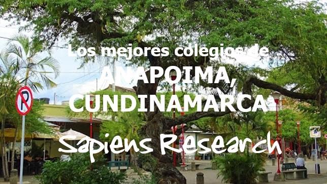 Los mejores colegios de Anapoima, Cundinamarca