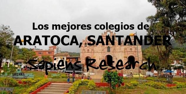 Los mejores colegios de Aratoca, Santander
