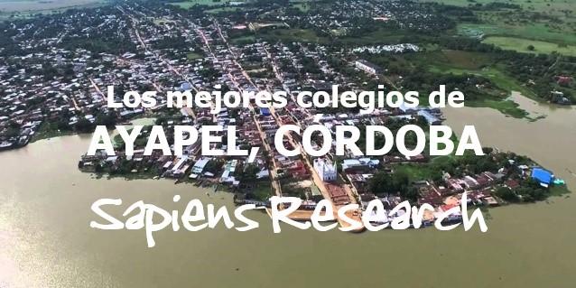 Los mejores colegios de Ayapel, Córdoba