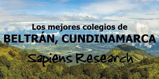 Los mejores colegios de Beltrán, Cundinamarca
