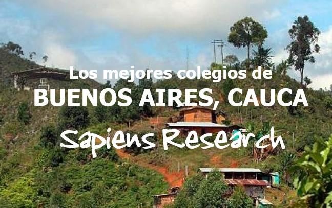 Los mejores colegios de Buenos Aires, Cauca