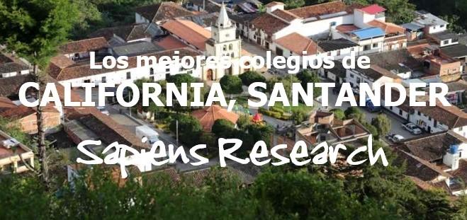 Los mejores colegios de California, Santander