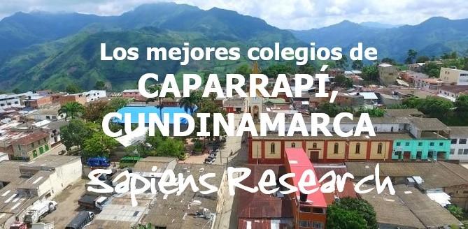 Los mejores colegios de Caparrapí, Cundinamarca