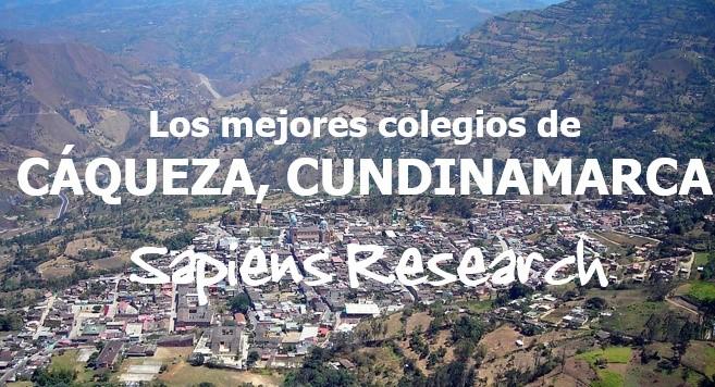 Los mejores colegios de Cáqueza, Cundinamarca