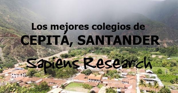 Los mejores colegios de Cepitá, Santander