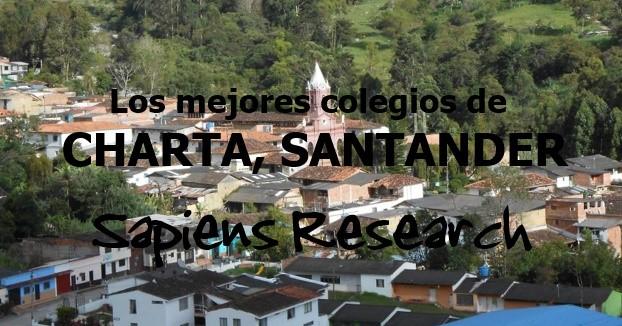 Los mejores colegios de Charta, Santander
