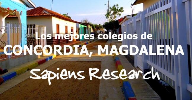 Los mejores colegios de Concordia, Magdalena