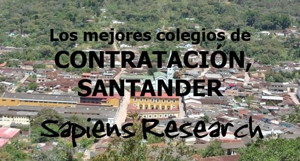 Los mejores colegios de Contratación, Santander