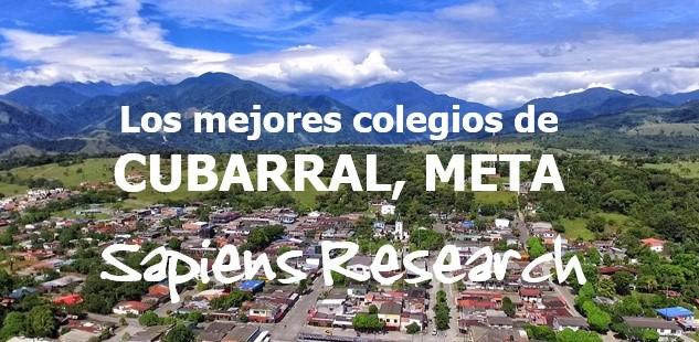 Los mejores colegios de Cubarral, Meta