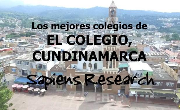 Los mejores colegios de El Colegio, Cundinamarca