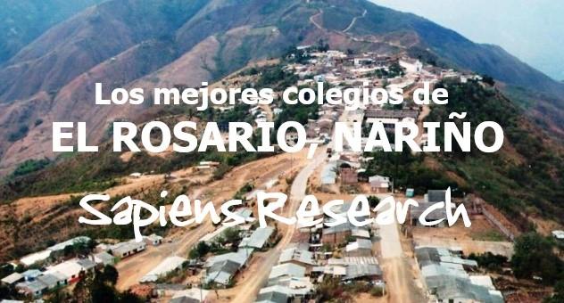 Los mejores colegios de El Rosario, Nariño