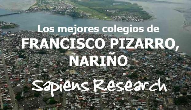 Los mejores colegios de Francisco Pizarro, Nariño