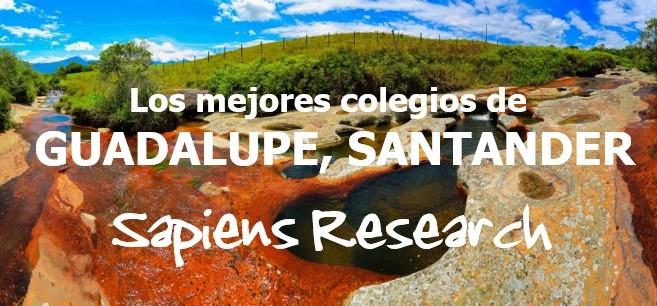 Los mejores colegios de Guadalupe, Santander