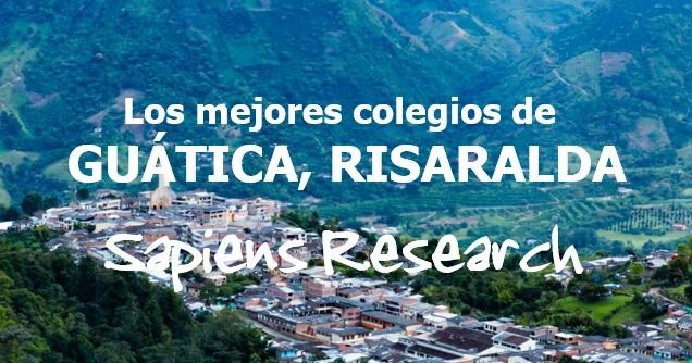 Los mejores colegios de Guática, Risaralda