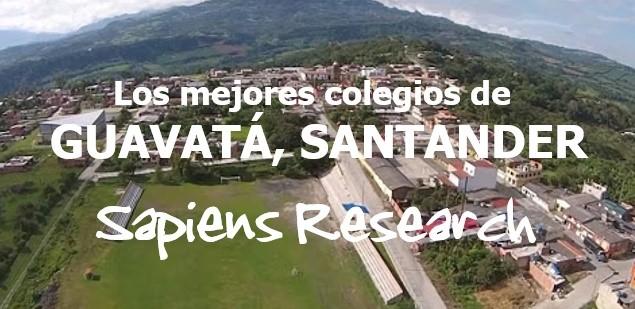 Los mejores colegios de Guavatá, Santander