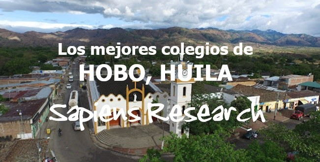 Los mejores colegios de Hobo, Huila