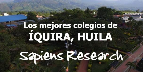 Los mejores colegios de Íquira, Huila