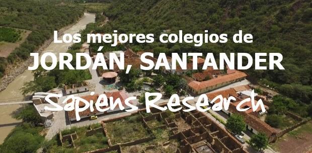 Los mejores colegios de Jordán, Santander