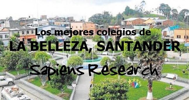 Los mejores colegios de La Belleza, Santander