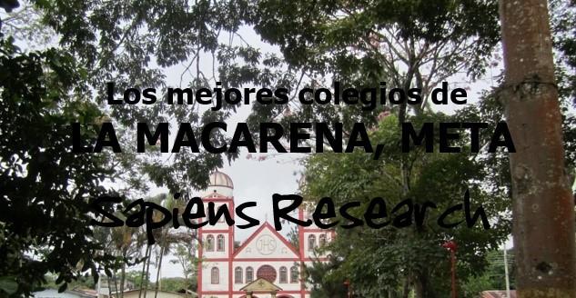 Los mejores colegios de La Macarena, Meta