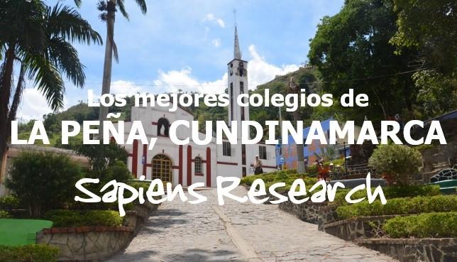 Los mejores colegios de La Peña, Cundinamarca