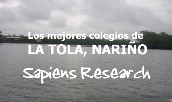Los mejores colegios de La Tola, Nariño