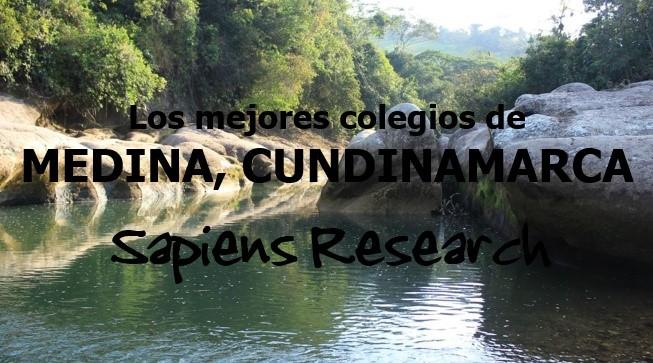 Los mejores colegios de Medina, Cundinamarca