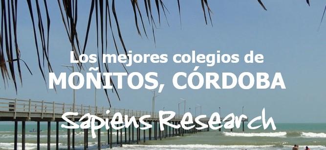 Los mejores colegios de Moñitos, Córdoba